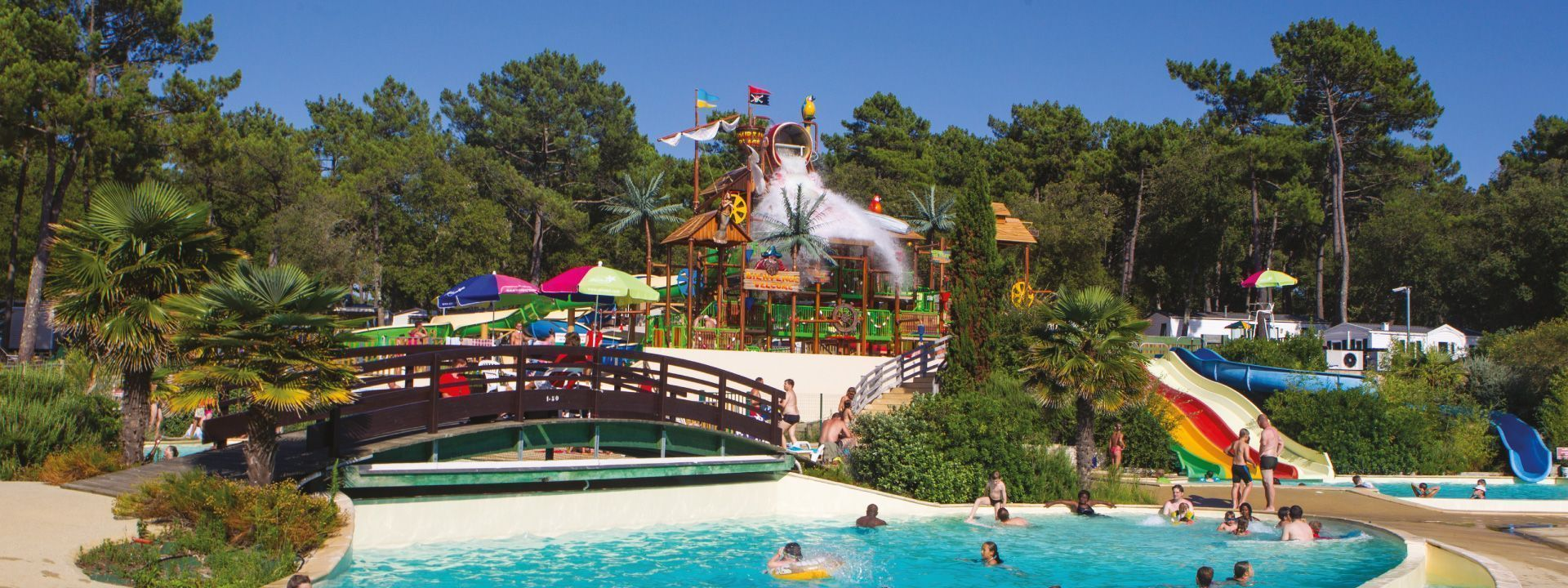 Camping Côte d'Argent (Gironde)