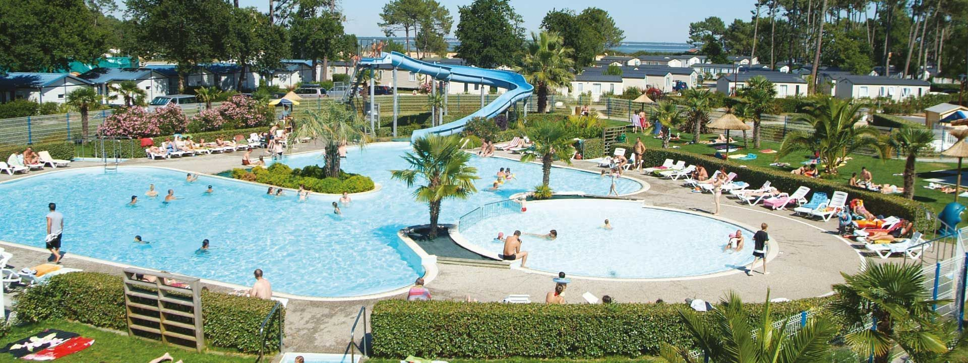 Camping Les Viviers (Gironde)
