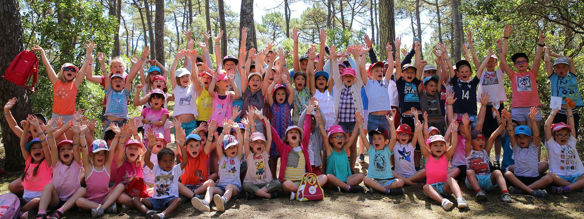 animation enfants camping airotel