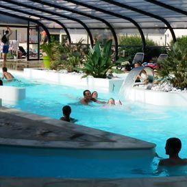 Nos campings Piscine couverte